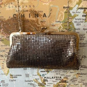 The Two Mrs Grenvilles Glo Mesh Bag